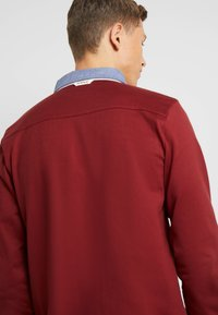 GANT - THE ORIGINAL HEAVY RUGGER - Pullover - crimson red - 5
