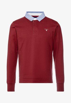 THE ORIGINAL HEAVY RUGGER - Pullover - crimson red
