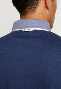 GANT - THE ORIGINAL HEAVY RUGGER - Pullover - navy melange - 4
