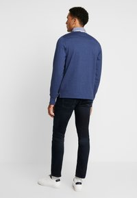 GANT - THE ORIGINAL HEAVY RUGGER - Pullover - navy melange - 2