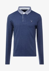 GANT - THE ORIGINAL HEAVY RUGGER - Pullover - navy melange - 5