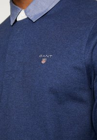 GANT - THE ORIGINAL HEAVY RUGGER - Pullover - navy melange - 6