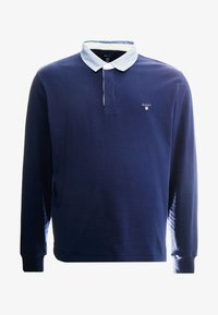 GANT - PLUS THE ORIGINAL HEAVY RUGGER - Pikeepaita - evening blue - 3