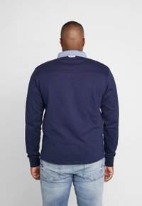 GANT - PLUS THE ORIGINAL HEAVY RUGGER - Pikeepaita - evening blue - 2