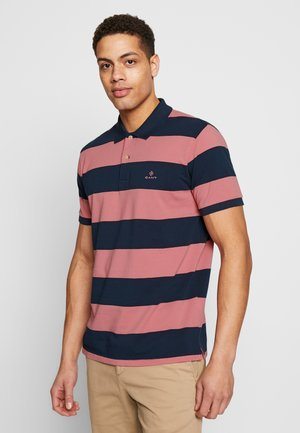 RUGGER - Polo shirt - mineral red