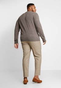 GANT - PLUS  - Jumper - dark hazelnut melange - 2