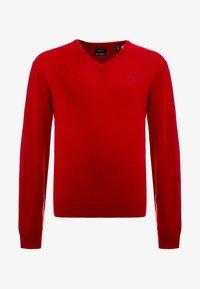 GANT - PLUS  - Sweter - red - 3