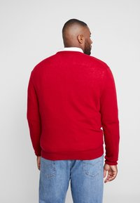 GANT - PLUS  - Sweter - red - 2