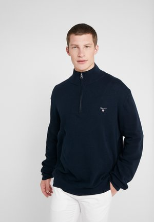 HALF ZIP - Maglione - evening blue
