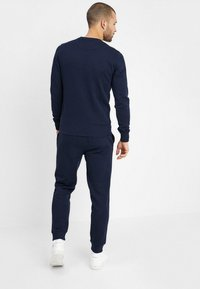 GANT - THE ORIGINAL C NECK  - Felpa - evening blue - 2