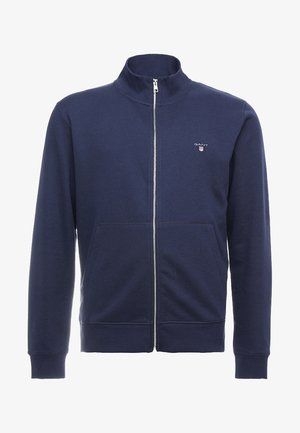 THE ORIGINAL FULL ZIP - Sudadera con cremallera - evening blue
