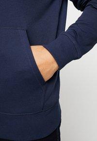 GANT - THE ORIGINAL FULL ZIP - Zip-up hoodie - evening blue - 5