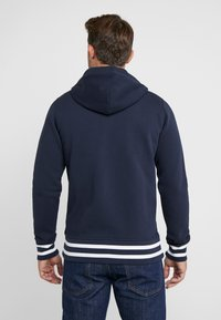 GANT - ANCHOR FULL ZIP HOODIE - veste en sweat zippée - evening blue - 2