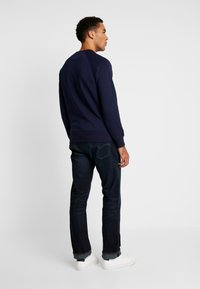 GANT - STRIPE NECK  - Sweatshirt - evening blue - 2