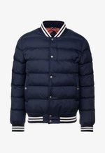 THE CLOUD VARSITY - Winter jacket - evening blue