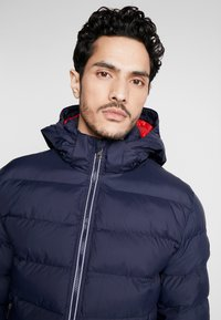 GANT - THE ACTIVE CLOUD JACKET - Chaqueta de invierno - evening blue - 4