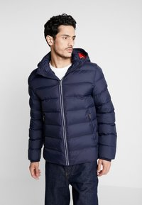 GANT - THE ACTIVE CLOUD JACKET - Chaqueta de invierno - evening blue - 0