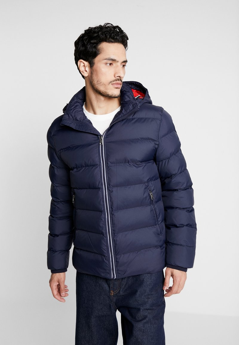 GANT - THE ACTIVE CLOUD JACKET - Chaqueta de invierno - evening blue