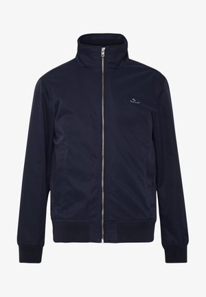 THE SPRING HAMPSHIRE JACKET - Lehká bunda - evening blue