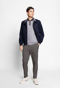 GANT - THE SPRING HAMPSHIRE JACKET - Chaqueta fina - evening blue - 1