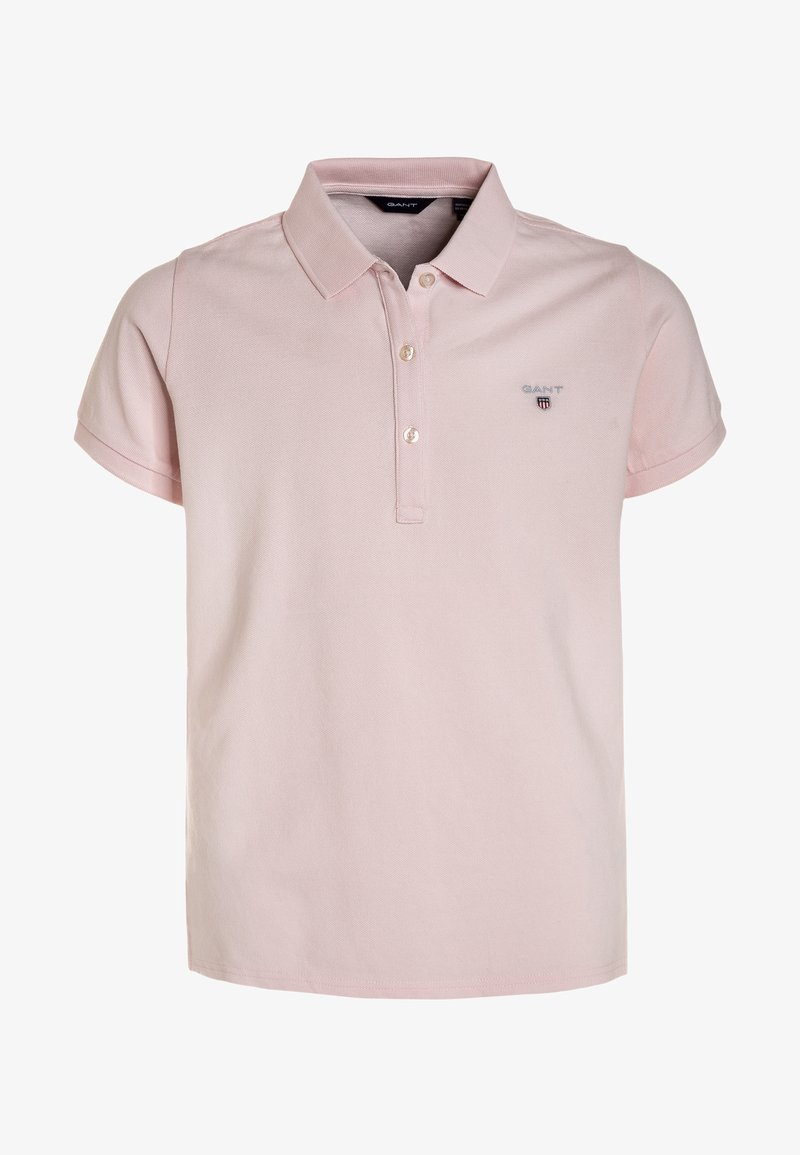GANT - THE ORIGINAL RUGGER - Poloshirts - nantucket pink
