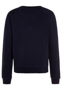 GANT - ICON C-NECK - Sweatshirt - evening blue - 1
