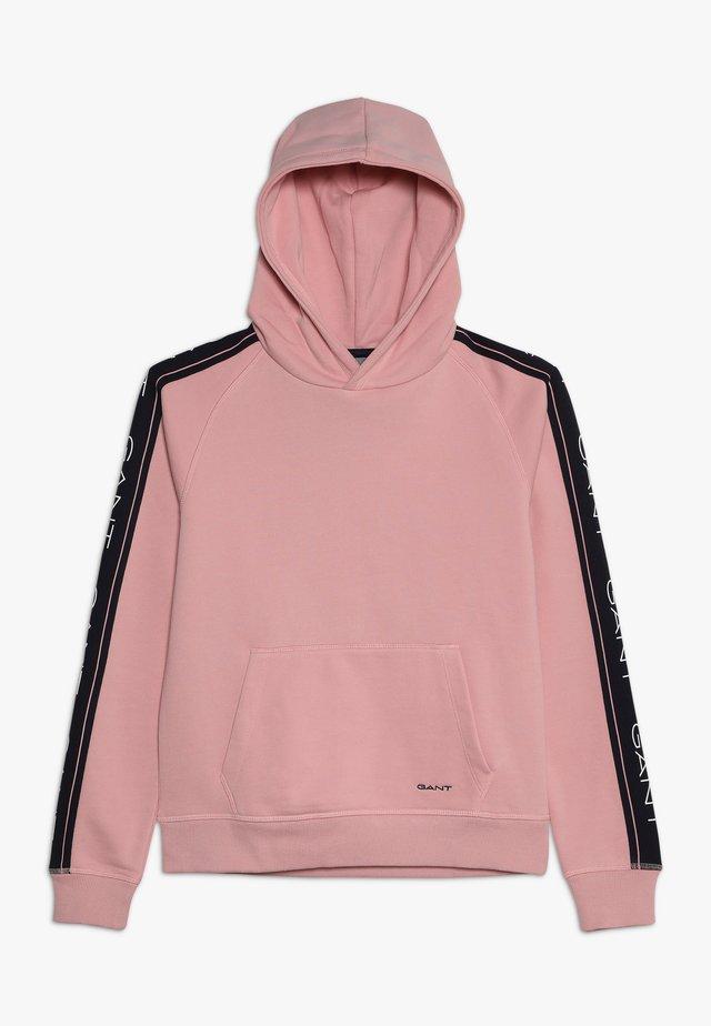 Jersey con capucha - summer rose