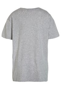 GANT - SHIELD LOGO  - T-shirt med print - light grey melange - 1