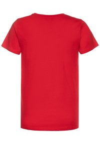 GANT - SHIELD LOGO  - Triko s potiskem - bright red - 1