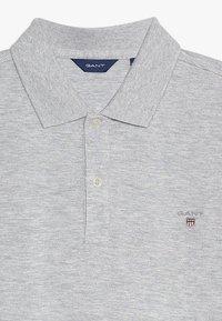 GANT - THE ORIGINAL - Polo - light grey melange - 3