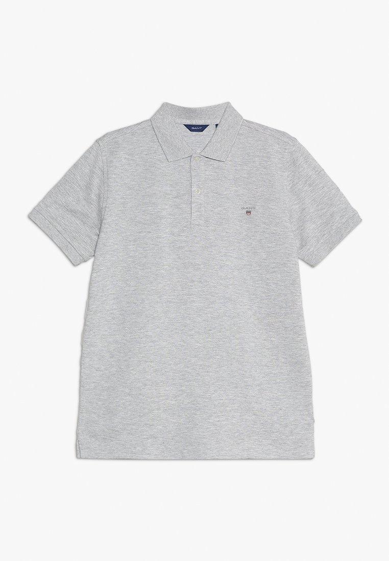 GANT - THE ORIGINAL - Polo - light grey melange