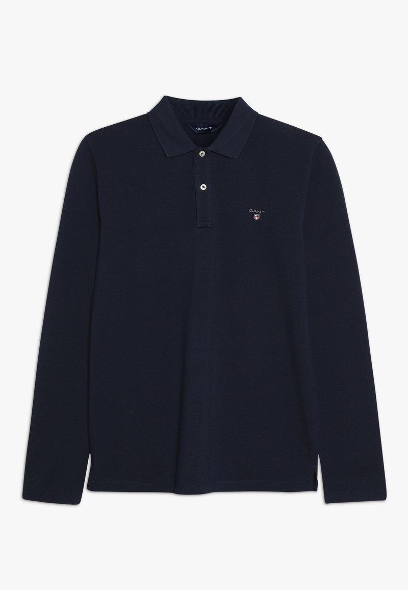 GANT - THE ORIGINAL - Polo shirt - evening blue