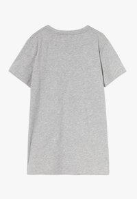 GANT - MEDIUM SHIELD  - Jednoduché triko - light grey melange - 1