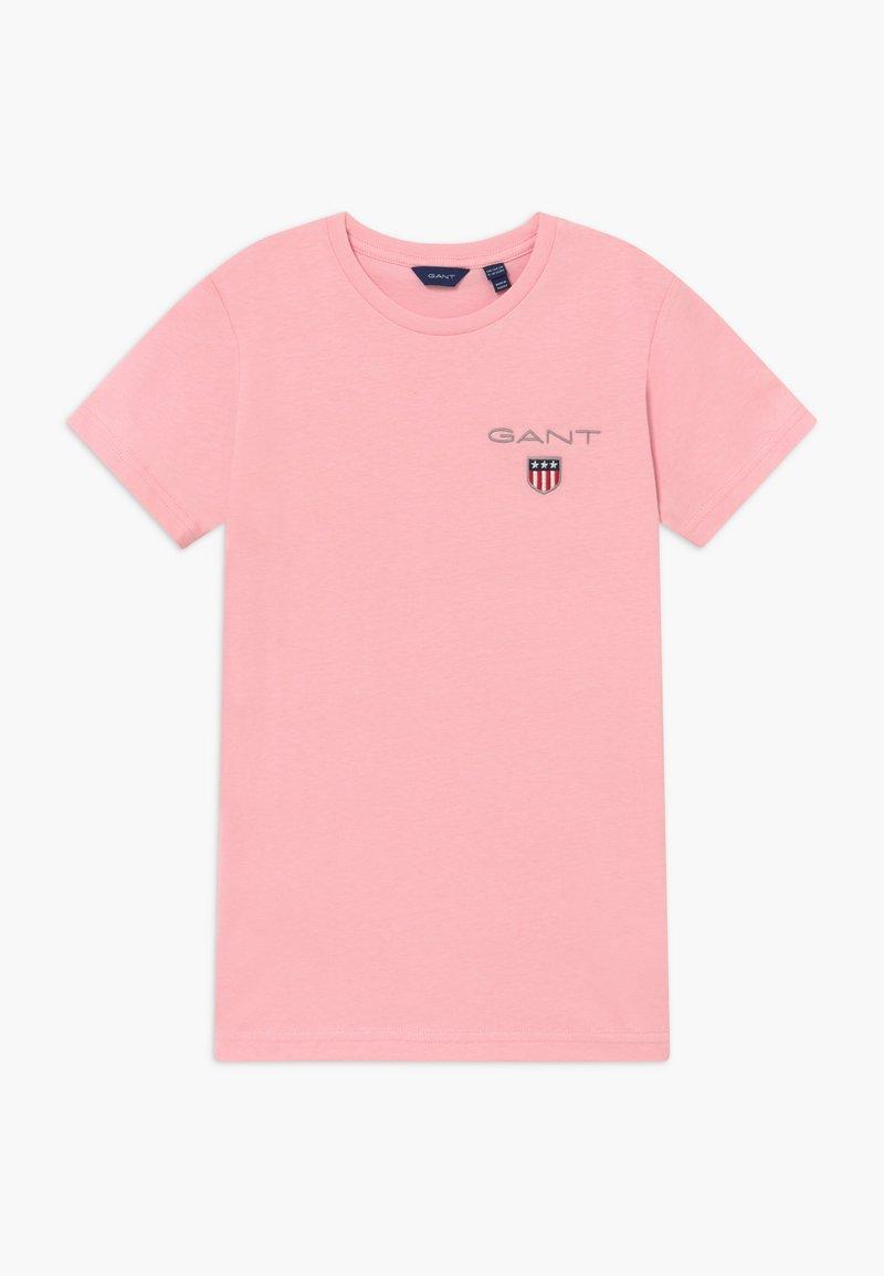 GANT - MEDIUM SHIELD  - T-paita - preppy pink