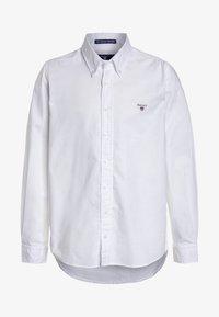 GANT - ARCHIVE OXFORD  - Košile - white - 0