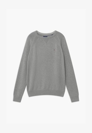 CASUAL CREW - Pullover - LIGHT GREY