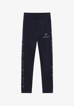 LOCK UP STRIPE - Teplákové kalhoty - evening blue