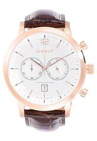 GANT - SHELTON 10944 - Zegarek chronograficzny - goldfarben - 3