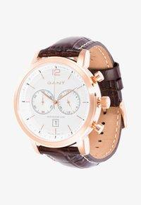 GANT - SHELTON 10944 - Zegarek chronograficzny - goldfarben - 1