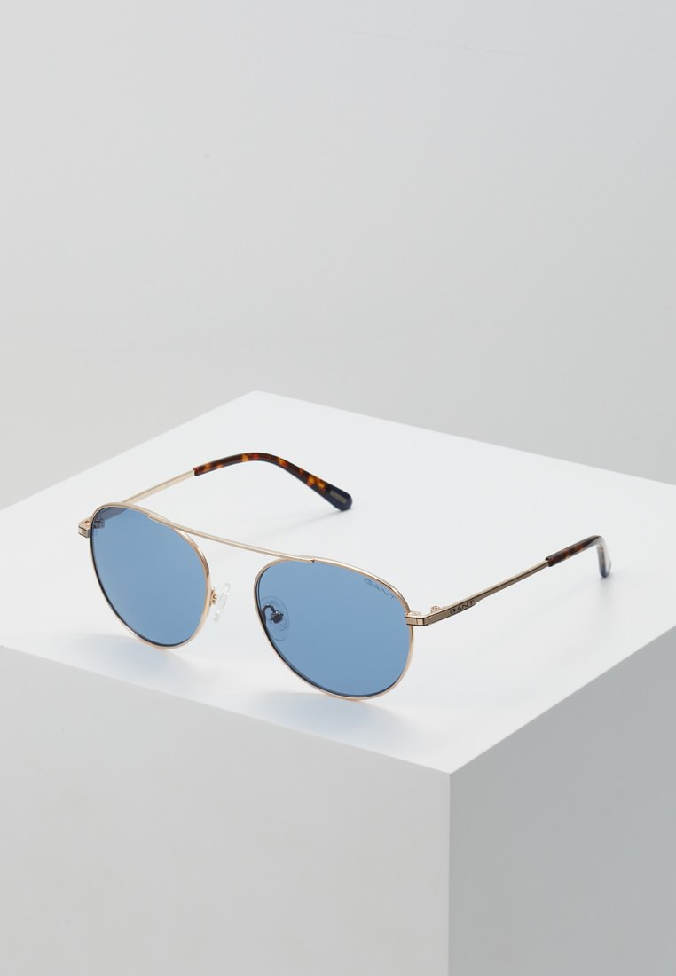 GANT - Sunglasses - gold/blue