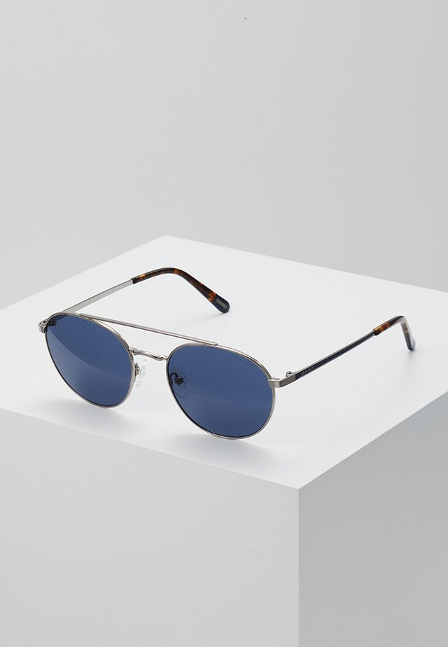 Aurinkolasit - silver/blue
