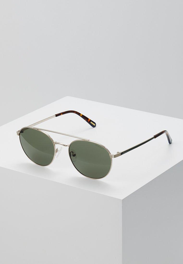 GANT - Sonnenbrille - gold-coloured/green