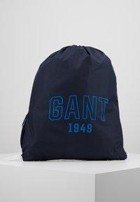 GANT - GYM SACK - Sportovní taška - evening blue - 0