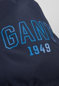 GANT - GYM SACK - Sportovní taška - evening blue - 2
