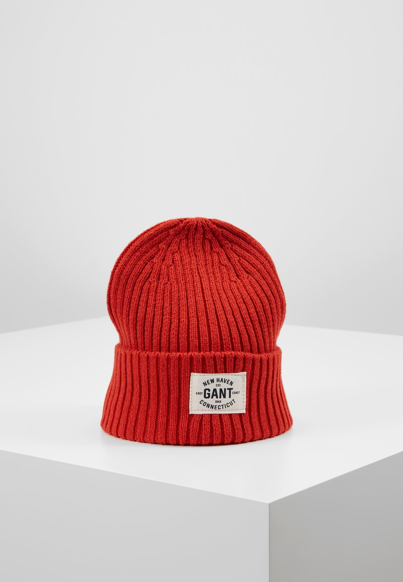 GANT - BEANIE - Lue - blood orange
