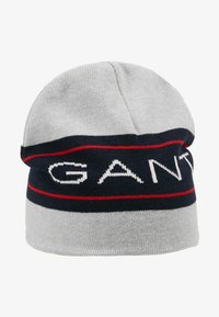 GANT - ARCHIVE BEANIE - Beanie - light grey melange - 1