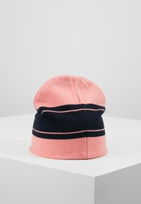 GANT - ARCHIVE BEANIE - Huer - summer rose - 3