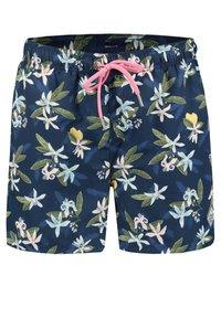 GANT - LEMON FLOWER - Swimming shorts - blau (51) - 0