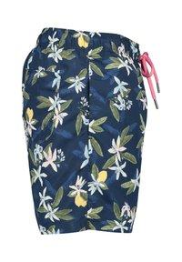 GANT - LEMON FLOWER - Swimming shorts - blau (51) - 3