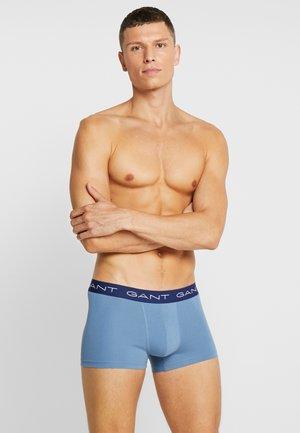 TRUNK SEASONAL SOLIDS 3 PACK - Underkläder - lake blue